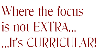 Where the focus 